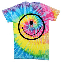 Cyclops Tie Dye T-Shirt (Saturn)