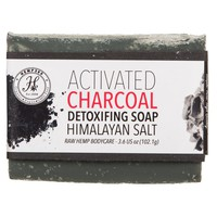 Charcoal - Himalayan Hemp Castile Soap