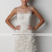 Destination Wedding Dress,Informal Wedding Gown