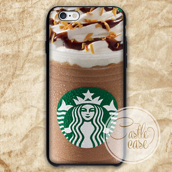 starbucks phone case iPhone 4/4S, 5/5S, 5C Series, Samsung Galaxy S3, Samsung Galaxy S4, Samsung Galaxy S5 - Hard Plastic, Rubber Case