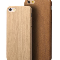 Wooden Pattern Case For iPhone 6  6S