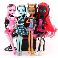 Monster High School Doll