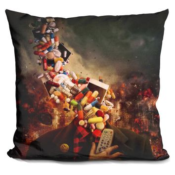 Comfortably Numb Pillow