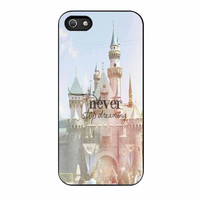 Disney Never Stop Dreaming iPhone 5s Case