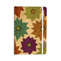 "Pom Graphic Design ""Color Me Floral"" Everything Notebook"