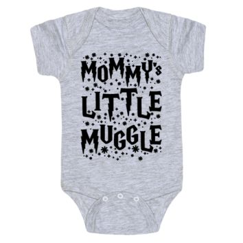 MOMMY'S LITTLE MUGGLE