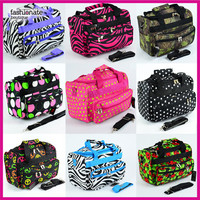 Duffle Bag Tote Travel Overnight Gym Dance Sports Cosmetic Luggage Portable 13""