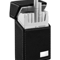 Carnival Leather 100s Size Cigarette Pack Holder