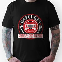Ratchet's Auto & Bot Repair Unisex T-Shirt