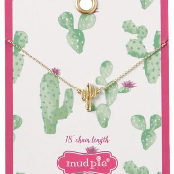 Mud Pie Charm Necklace