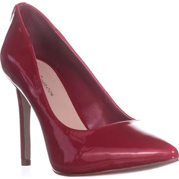 BCBGeneration Heidi Classic Stiletto Pumps, Scarlet, 9.5 US / 40 EU