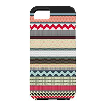 Sharon Turner London Beauty Stripe Cell Phone Case
