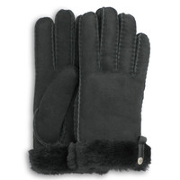 Tenney Glove with Leather Trim