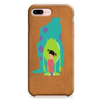 Monsters Inc (minimal) iPhone 8 | iPhone 8 Plus Case