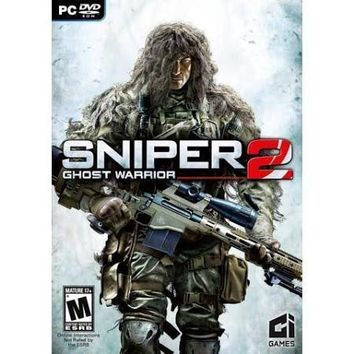 Sniper Ghost Warrior 2 [PC Game]
