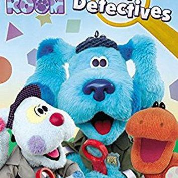 PARAMOUNT - UNI DIST CORP - BLUES CLUES-BLUES ROOM-SHAPE DETECTIVES (DVD) (ENG DOL DIG)