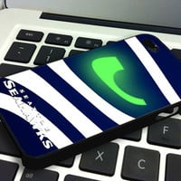 Seattle Seahawks NFL - Personalized Case for iPhone 4/4s, 5, 5s, 5c, Samsung S3, S4