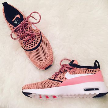 Nike Air Max Thea Ultra Flyknit Women Casual Running Sport Shoes 7a70eea8f