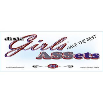 Dixie Girls Have The Best ASSests Coffee Mug by Dixie Outfitters®