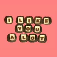 I Like You A Lot Marble Chocolate Letters-Anniversary Valentines Gift for Boyfriend Him-AK APO Canada International Shipping