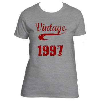 Vintage 1997| Ultra Cotton® Women's T Shirt | Underground Statements