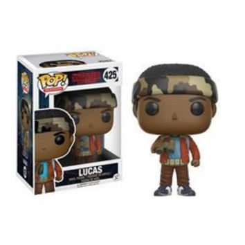 POP! TV 425: STRANGER THINGS - LUCAS WITH BINOCULARS