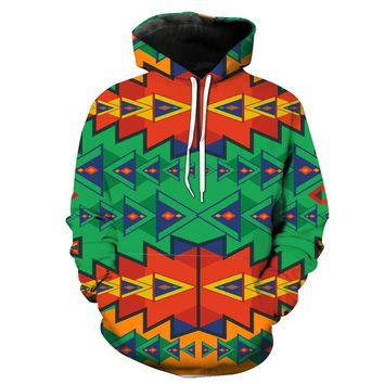 2018 New Fashion Sweatshirt Men / Women 3d Hoodies Print the new hot Psychedelic pattern Slim Unisex Slim Stylish Hooded Hoodies