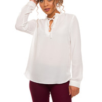 Sonnet Blouse - White