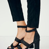 Free People Womens Loca Heel