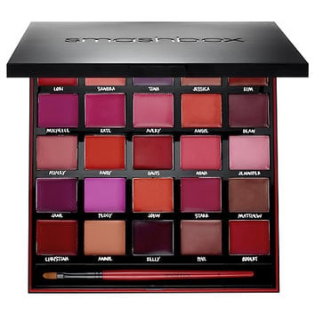 Smashbox For Twenty Five Years Our Lips Have Been Sealed Palette (25 x 0.50 oz)