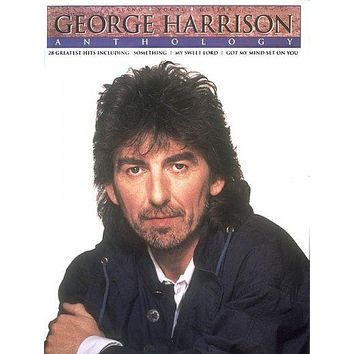 George Harrison Anthology: 27 Greatest Hits, Including Something-My Sweet Lord-When We Was Fab