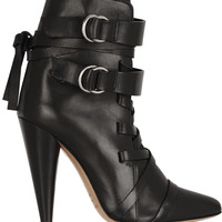 Isabel Marant - Royston leather ankle boots