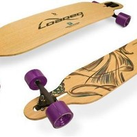 Loaded Dervish Flex 2 Complete Longboard Skateboard