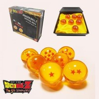 Generic Dragonball Z Stars Crystal Glass Ball