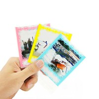 Photo Covers Fujifilm Instax Square SQ10 SQ6 Film Decorative Lace Frame Protective Pockets