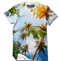 Palm Trees Men's Tee
