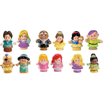 Fisher Price X6026 Little People(R) Disney(R) Assortment, 2 pk