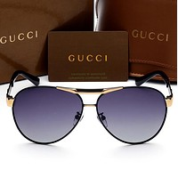 GUCCI fashion Polarized men women sunglasses with stylish sunglasses best gifts H-YJ-LHSTCYJC Tagre™
