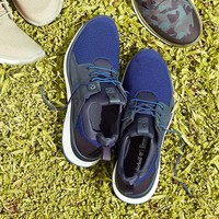 Timberland Altimeter Fabric and Leather Oxford Casual Shoes