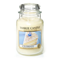 Celebrate! : Large Jar Candles : Yankee Candle