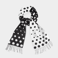Optical Dot Scarf | MoMA Store