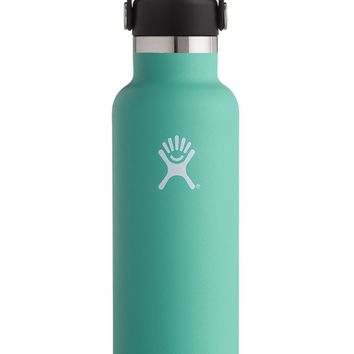21 oz Standard Mouth Insulated Water Bottle | Hydro Flask