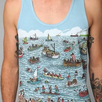 Waldo Beachin Tank Top