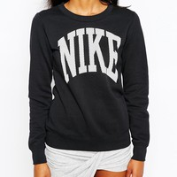 Nike Club Logo Sweatshirt