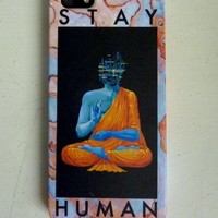 Stay Human iPhone 5 cover - Prowl House