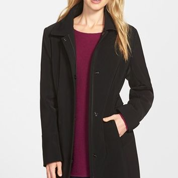 Women's Gallery 'Napage' A-Line Coat with Removable Liner ,