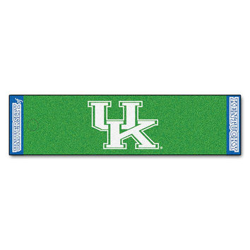 Kentucky Wildcats NCAA Putting Green Runner (18x72)