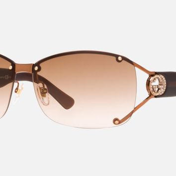 Check out Gucci GC2820FS sunglasses from Sunglass Hut http://www.sunglasshut.com/us/827886401727