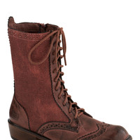Weatherworn Report Boot in Rust | Mod Retro Vintage Boots | ModCloth.com