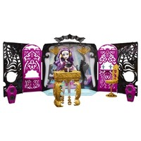 MONSTER HIGH® 13 Wishes™ Party Lounge & Spectra Vondergeist® Doll - Shop.Mattel.com